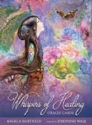 Whispers of Healing Oracle Cards - Josephine Wall , Angela Hartfield